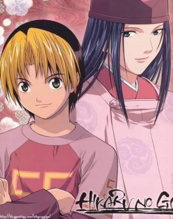 Hikaru and Sai