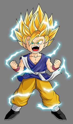 Dragon Ball Z Super Saiyan 10000. house DRAGONBALL Z Super