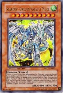 stardust dragon/ assault mode