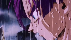 Trunks_crying_looking_down_at_Gohan