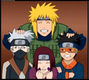 Minato's Team