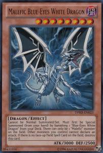 malefic blue eyes white dragon