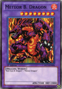 Meteor Black Dragon