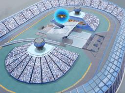 Stadium- Yugioh 5DS