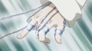 kurapika's chain - hugenka