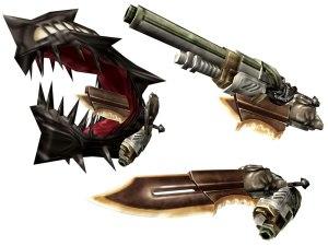 Geb-god-arc-weapons