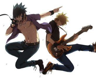 duo rock ninja