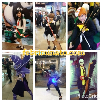 cosplayer compilation