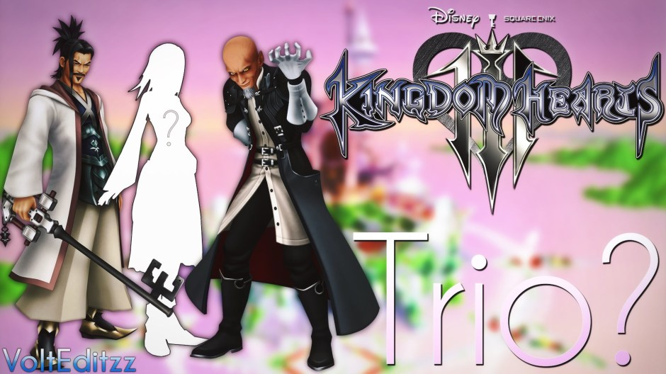 xehanort X unknown X eraqus