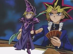 Source : http://dragonballfanon.wikia.com/wiki/Yugi_(_Dueling_Dimension_)