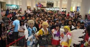 cosplay indoor