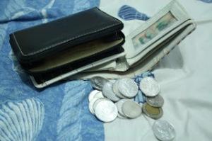 Uang penghabisan
