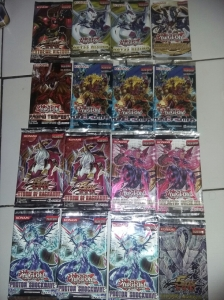 Contoh booster yugioh